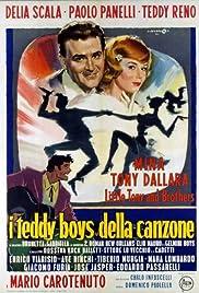 I Teddy boys della canzone Poster