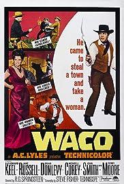 Waco(1966) Poster - Movie Forum, Cast, Reviews