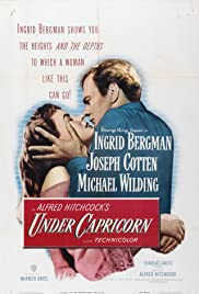 Under Capricorn (1949) Poster - Movie Forum, Cast, Reviews