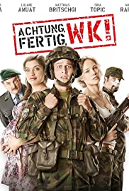 Achtung, fertig, WK! Poster