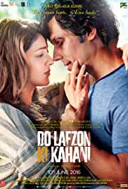 Do Lafzon Ki Kahani 2016 Hindi WEBHDRip 720p 950MB MKV