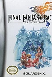 Final Fantasy Tactics Advance (2003) Poster - Movie Forum, Cast, Reviews