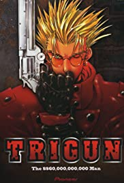 Trigun Poster - TV Show Forum, Cast, Reviews