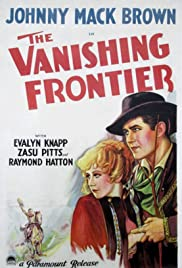 The Vanishing Frontier Poster