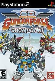 SD Gundam Force: Showdown! Poster