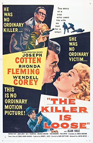 watch The Killer Is Loose full movie 720