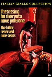 The Killer Reserved Nine Seats Poster
