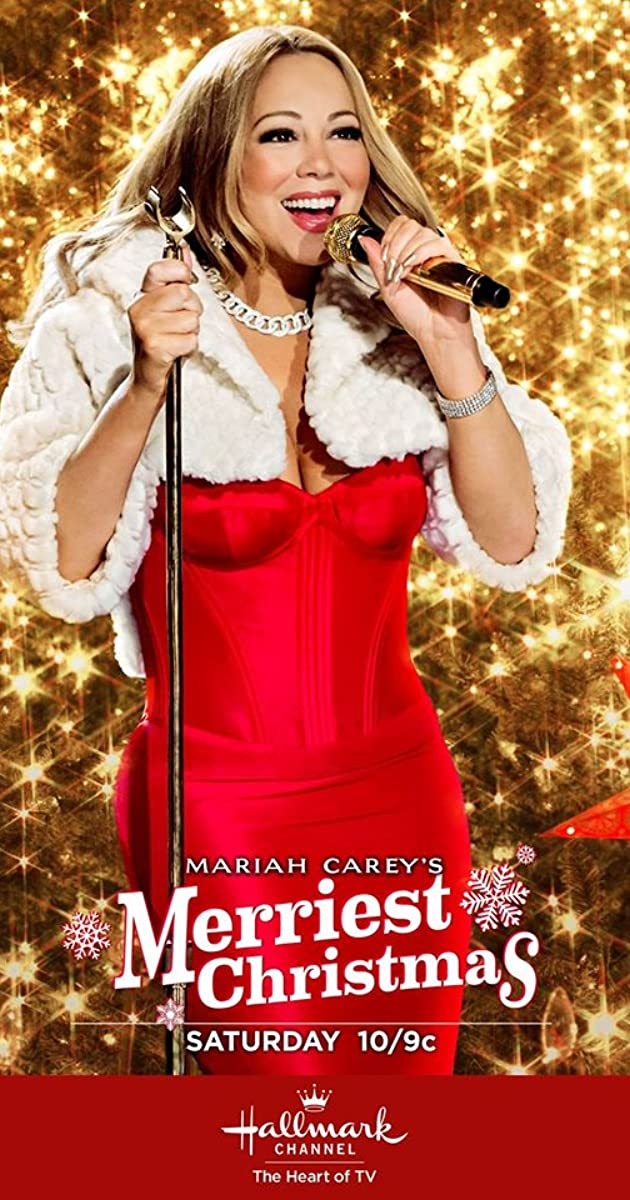 Mariah Carey's Merriest Christmas (TV Movie 2015) - IMDb