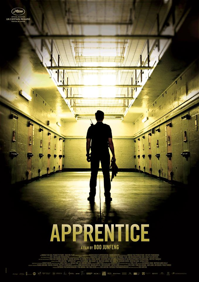 Apprentice 2016 720p HEVC BluRay x265 300MB