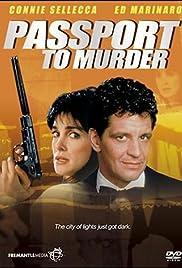 Passport to Murder Poster