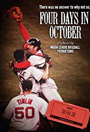 Four Days in October Poster