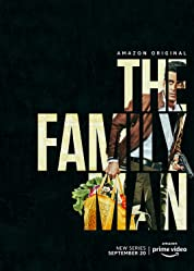 The Family Man (2019) poster
