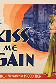 Kiss Me Again Poster