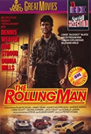 Rolling Man Poster