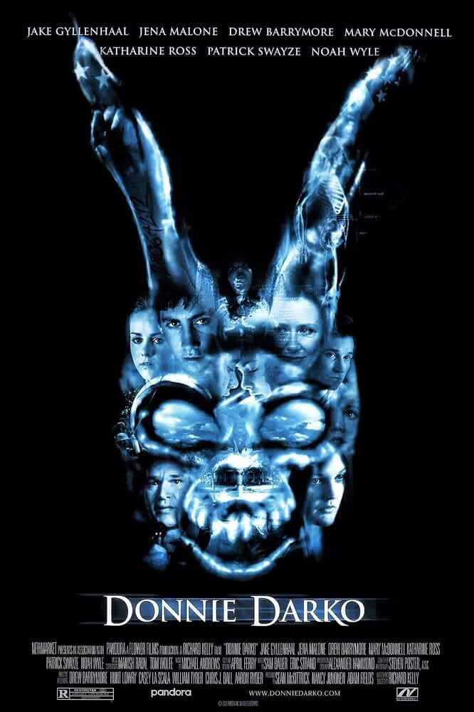 Donnie Darko >> 30 seconds review and trailer