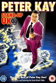 Peter Kay: Stand Up UKay Poster