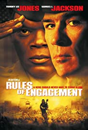 Rules of Engagement 2000 Poster