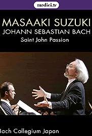 St. John Passion Poster