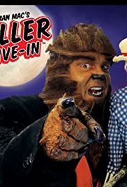 Wolf Man Mac's Chiller Drive In Poster