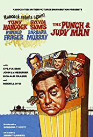 The Punch and Judy Man (1963) Poster - Movie Forum, Cast, Reviews