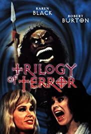 Trilogy of Terror (1975) Poster - Movie Forum, Cast, Reviews