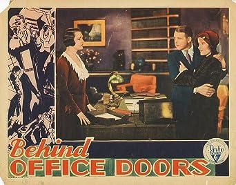Behind Office Doors Poster & Behind Office Doors (1931) - IMDb pezcame.com
