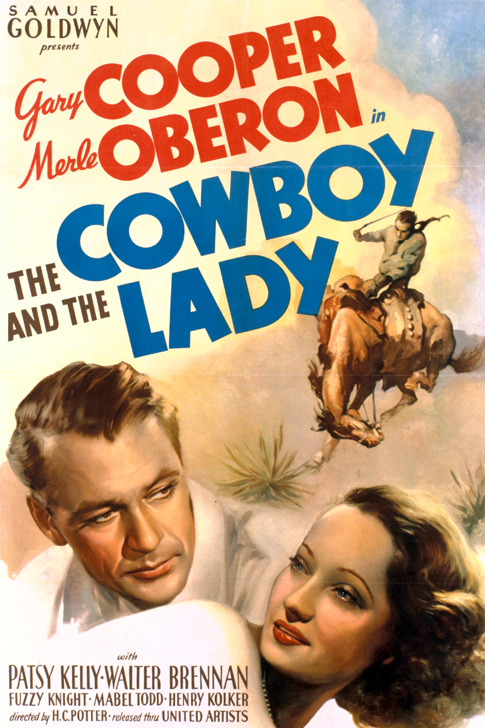 The Cowboy and the Lady (1938)