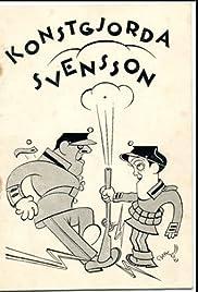 Konstgjorda Svensson Poster