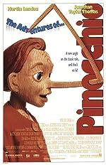 The Adventures of Pinocchio(1996)