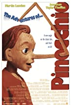 Primary image for The Adventures of Pinocchio