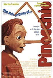 The Adventures of Pinocchio (1996) Poster - Movie Forum, Cast, Reviews
