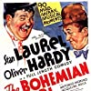 Oliver Hardy and Stan Laurel in The Bohemian Girl (1936)