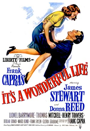 It's a Wonderful Life Pelicula Poster