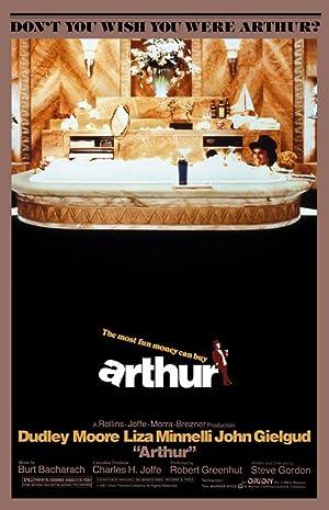 Poster Arthur: Kein Kind von Traurigkeit