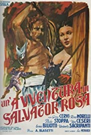 An Adventure of Salvator Rosa Poster