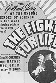 The Fight for Life Poster