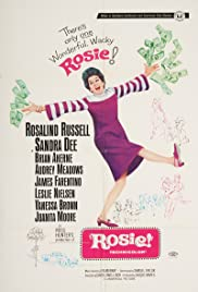 Rosie! (1967) Poster - Movie Forum, Cast, Reviews
