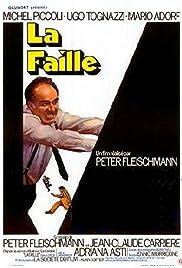 La faille(1975) Poster - Movie Forum, Cast, Reviews