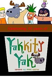 Yakkity Yak Poster