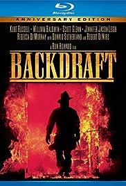 Backdraft: Bringing Together the Team Poster
