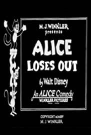 Alice Loses Out Poster