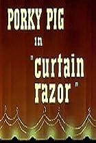 Image of Curtain Razor