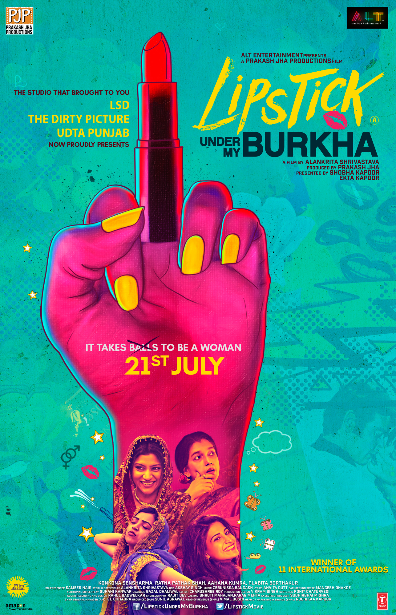 image Lipstick Under My Burkha Watch Full Movie Free Online