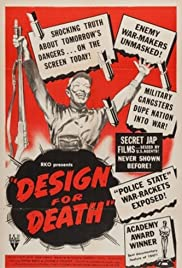 Design for Death Poster