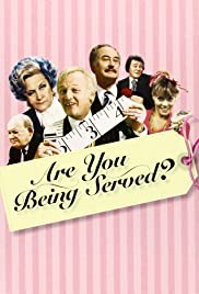Are You Being Served? Poster - TV Show Forum, Cast, Reviews