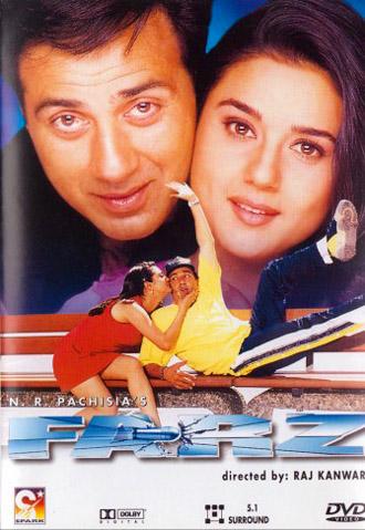 Farz Hindi HD Movie Free Download DVDRip 720p 2001
