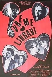 Vreme ljubavi Poster