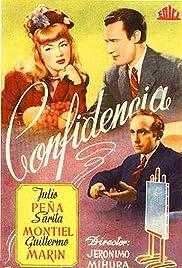 Confidencia Poster