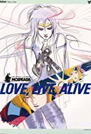 Genesis Climber Mospeada: Love Live Alive Poster