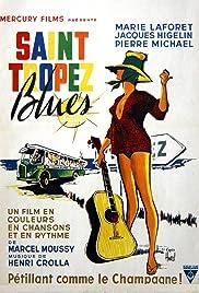 Saint-Tropez Blues Poster